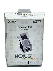 Samsung XM Radio YA-CD200 NeXus 25 & 50 Home Docking Kit