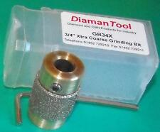 3/4 inch Grinding Bit Xtra Coarse Speed for stained glass