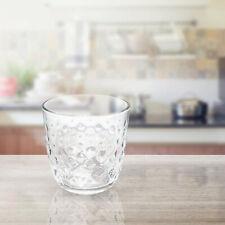 Rocco Bormioli 12 Bicchieri Bicchiere per Acqua Glit CL 30 in Vetro Bar Casa