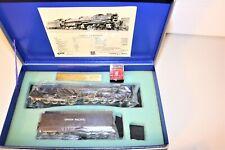 Rare HO Brass GOM CB Royale Ltd Series UP Ex. C&O H-7 2-8-8-2 #3574 - 1979 RUN