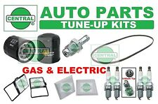 TUNE UP KITS 04-08 TOYOTA PRIUS (1.5L): SPARK PLUGS BELT; AIR CABIN & OIL FILTER