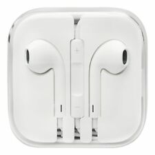 Genuine Apple Earphones Headphones for iPhone 5s, 5c, 6, 6s Earpods/ Mic - MD827