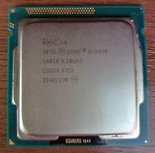 Intel Core i5-3470 3.20 GHz 6MB Cache CPU ProcessorSocket 1155 Ivy Bridge