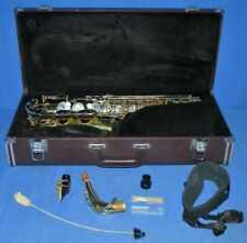 Yamaha Alto Saxophone Model Number YAS 23 W/ Strap And Case Made In Japan