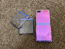 Samsung Galaxy Z Flip - 256GB - Mirror Purple (AT&T)