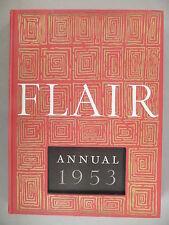 Flair Annual - 1953 ~~ Flair Magazine hardcover