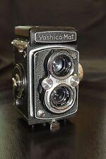 Vintage Yashica Mat Copal MXV - Twin Lens Reflex Medium Format Camera works!