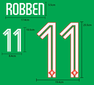 Netherlands Home World Cup 2014 PU NAME NUMBERING PRINT EXCELLENT QUALITY