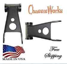 "1973-1987 Chevy GMC C10 C20 C30 C1500 C2500 C3500 2"" Drop Lowering Shackles Kit"
