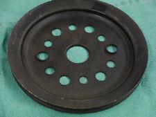 NOS Crankshaft pulley 283 327 short waterpump single groove 3755820