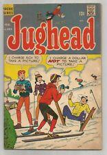 ARCHIE COMICS PUBLICATIONS  #153  JUGHEAD FEBRUARY 1968
