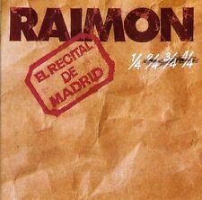 Raimon - El Recital de Madrid [New CD]
