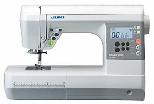 Juki Computer Sewing Machine Grace 100B With Hard Case Hzl G100B Edition Series