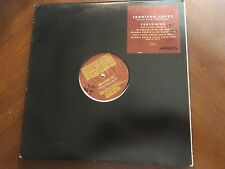 JENNIFER LOPEZ JENNY FROM THE BLOCK VINYL 12' REMIXES PROMO EXC