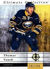 2011-12 UD Ultimate Collection #7 Thomas Vanek