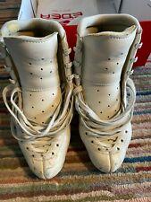 New listing Used Edea Chorus Figure Skating Boots Girls 225, Width C