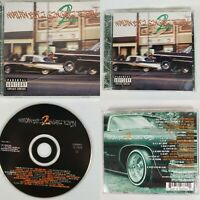 Nuthin' But a Gangsta Party, Vol. 2 CD 2001 SNOOP DOGG Ice Cube Dr Dre Nate Mack