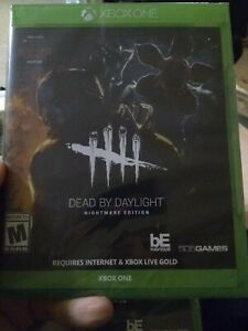 BRAND NEW XBOX ONE DEAD BY DAYLIGHT NIGHTMARE EDITION free shipping