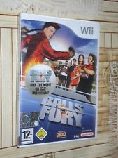 """ BALLS OF FURY "" WII"