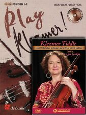 Play Klezmer Violin Fiddle Bundle Pack Play Klezmer Violin Book CD 000642169