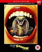 Sssssss Blu-Ray + DVD Nuevo Blu-Ray (101FILMS317)