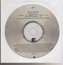 kraftwerk tour de france cd promo uk