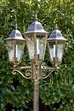 Candélabre Lampe de sol Design Classique Luminaire de jardin Lampadaire 59329