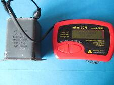 VINTAGE PIO CAPACITOR 0.5uF 1200V