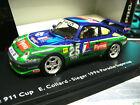 PORSCHE 911 993 Cup RS 3.8 1996 Collard Flymo Supercup Resin Schuco Pro R 1:43