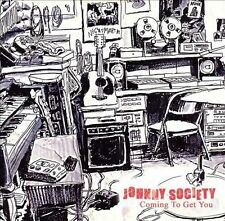 Coming To Get You; Johnny Society 2005 CD, Americana, Garth Hudson, PROMO Messen
