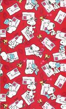"""OOP! """"SNOOPY VALENTINE LOVE LETTER"""" - RELEASED 2003 - FQ - 18""""X22"""""""