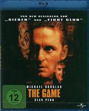 Blu-ray THE GAME # v. David Fincher, Michael Douglas, Sean Penn ++NEU