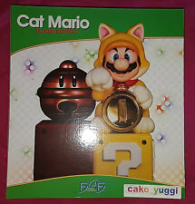 CAT MARIO EXCLUSIVE EDITION STATUE FIRST 4 FIGURES F4F NEW 045/750