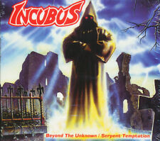 Incubus - Beyond The Unknown / Serpent Temptation CD **BRAND NEW/STILL SEALED**