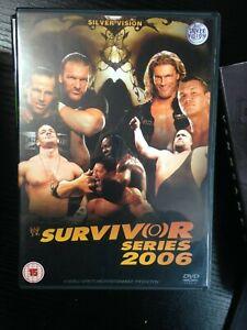WWE: Survivor Series - 2006 - Pal Region 2