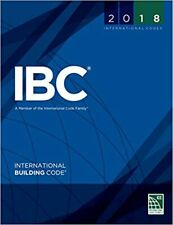 International Building Code 2018 (IBC 2018)