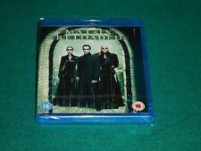 Matrix Reloaded (Blu-ray) edizione import audio italino