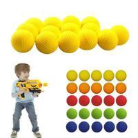 20PCS Bullet Balls Round Compatible Für Rival Apollo Child Toys Gun Refill I0T2
