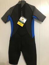 """New listing Body Glove Wetsuit SpringSuit Youth LARGE - NEW - 5' 1"""" to 5' 4"""" 90-105 lbs"""