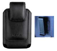 NEW PREMIUM LEATHER CARRYING CASE FOR TELSTRA ZTE FLIP 2 3 Z2335 WITH BELT CLIP