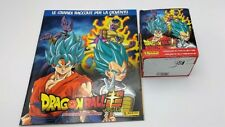 ALBUM BOX 50 Bustine DRAGONBALL SUPER packets figurine Stickers DISPLAY PANINI