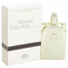 Voyage D'Hermes by Hermes 1.18 oz EDT Spray Refillable for Men New in Box