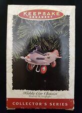 1996 Hallmark Keepsake Ornament Kiddie Car Classics Murray Airplane Used