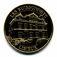 14 LISIEUX Les Buissonnets, 2018, Monnaie de Paris