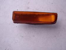 Ford Fiesta MK1 Nearside (L.H) front indicator lamp lens