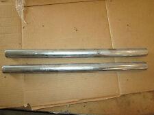 Honda Kawasaki Suzuki Yamaha front fork tubes tube 36mm 36 22in. 22 inch inches