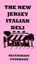 NEW JERSEY Italian deli RESTAURANT cookbook pizza CLICK