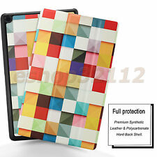 Case Cover For All-New Amazon Fire HD 8 7th Gen 2017/ 2016 Release 8 inch Tablet