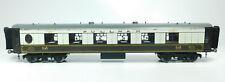 BI666-2# Fulgurex Spur 0/DC Blech-Personenwagen Pullman No 53 Federpuffer