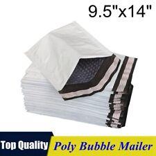 95x14 Poly Bubble Mailer Self Padded Envelope Bag 2550100250500 Pcs